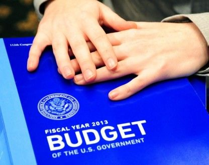 Obama's Fiscal Year 2013 budget - causing a predictable storm