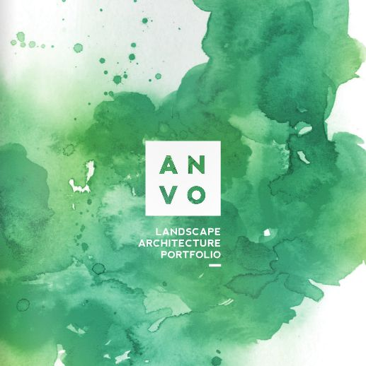 an vo landscape architecture portfolio power portfolios