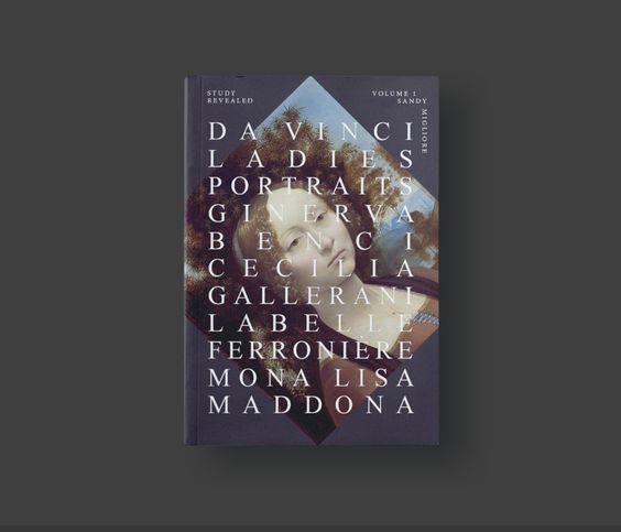 "Consulta este proyecto @Behance: ""Da Vinci - Ladies Portraits"" https://www.behance.net/gallery/43579937/Da-Vinci-Ladies-Portraits"