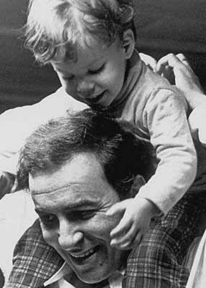 João Gilberto e Bebel: