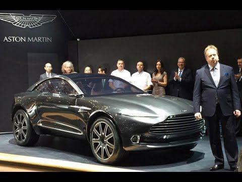 New Aston Martin Varekai Suv Set To Hit The Road In Late 2018 10 Best N New Aston Martin Aston Martin Aston