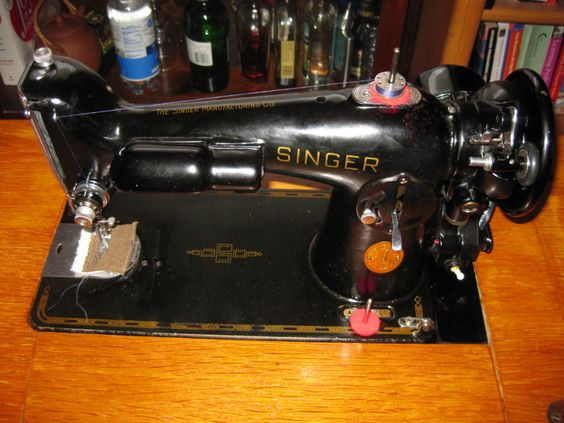This blog post gives all the best links for restoring/caring for the singer 201-2