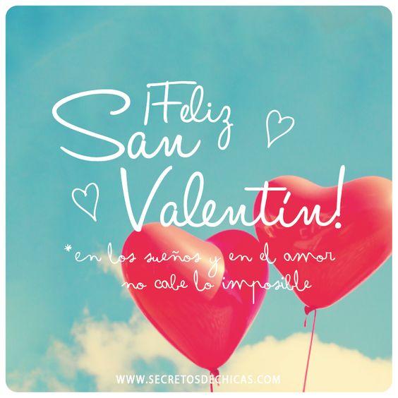 Imágenes San Valentin Día de los Enamorados 14 de febrero