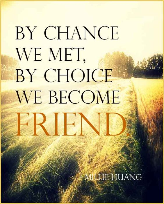 Inspirational Quotes About Friendships: New Friendship Quotes With Image