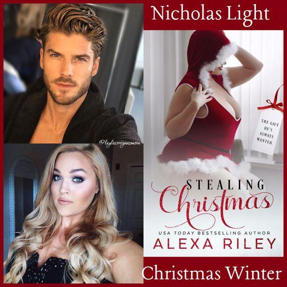 Resultado de imagem para Stealing Christmas - Alexa Riley