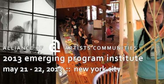 Alliance of Artists Communities   Advocacy and Support for Artist Residency Programs
