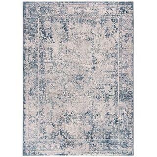 Safavieh Winston Hadley Oriental Polyester Rug In 2020 Modern