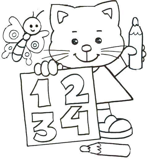 Matematicas Para Colorear Para Matematicas Para Colorear Dibujos Matematicas Para Colorear Dibujos De Matematica Fichas