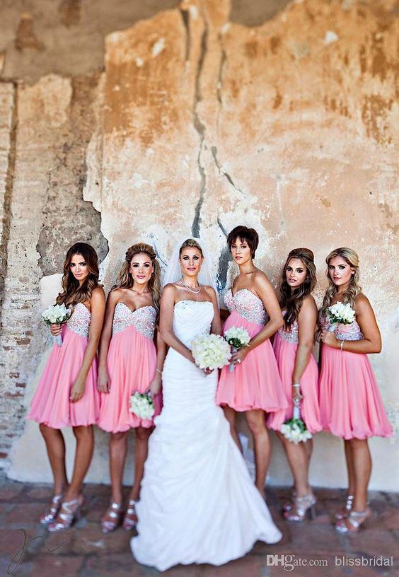 2014 New Chiffon Bridesmaid Dresses Prom Dresses Mint Green/ Dresses  Cheap Best Selling  Fashion Hot&Sexy High Quality
