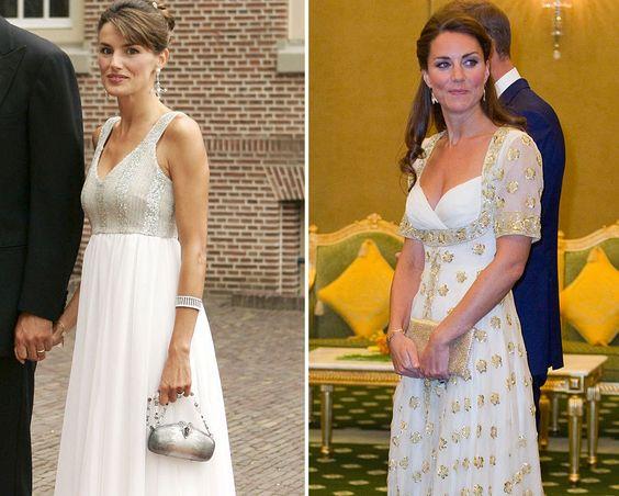 Las reinas del estilo: Letizia vs. Kate Middleton - Fotos: GTRES | loc | EL MUNDO