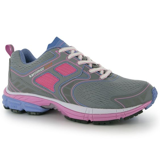 Karrimor | Karrimor D30 Excel Ladies Running Shoes | Ladies ...