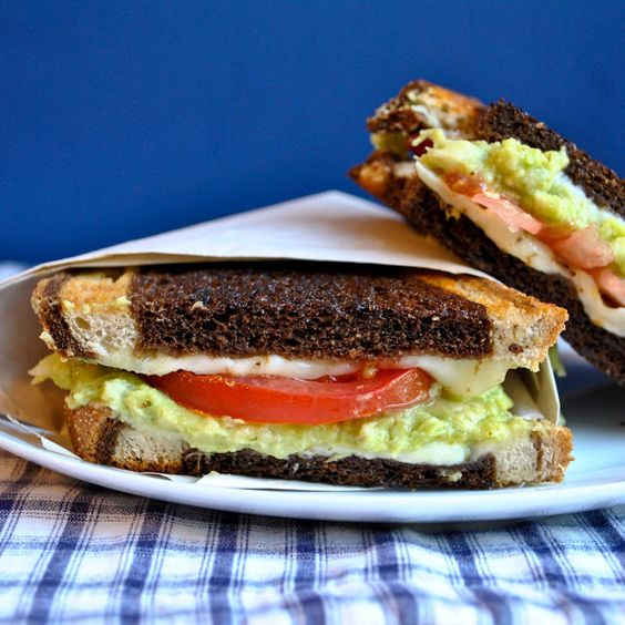 Guacamole, Crunches and Grilled cheeses on Pinterest