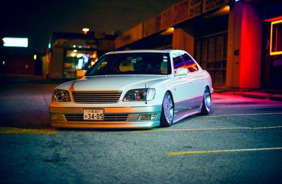 Humble Elegance: Ken's Toyota Celsior