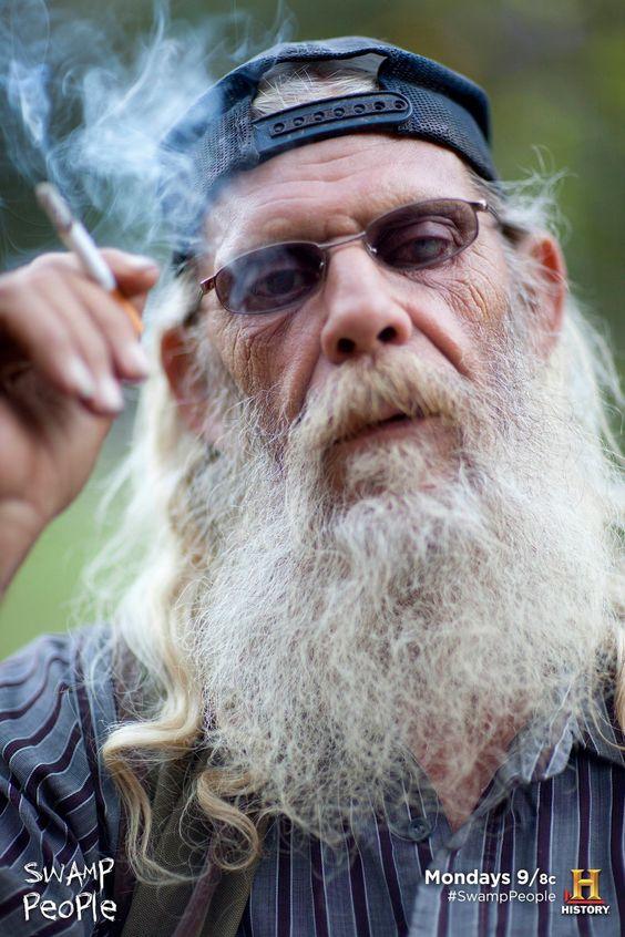 Glen Geist from Swamp People