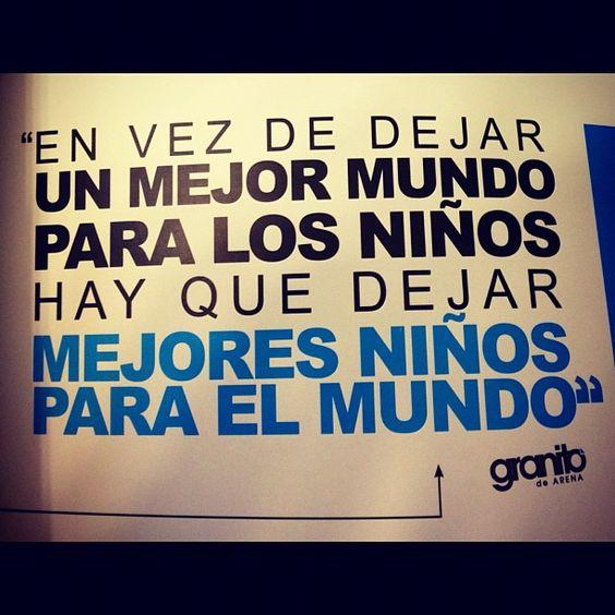 A poner un #granitodearena www.granitodearena.com.ec