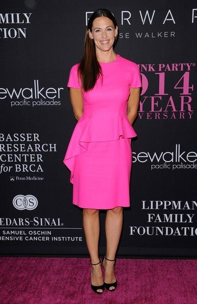 Jennifer Garner Photos: The Pink Party 2014