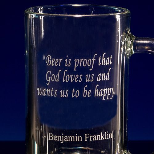 Ben Franklin Beer Quote: Pinterest • The World's Catalog Of Ideas