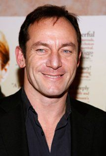 Jason Isaacs. Way more hot as himself then as Lucius Malfoy!