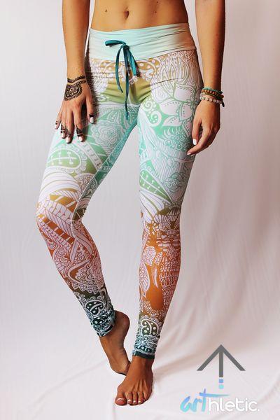 Shanti leggings - Arthletic Wear - 1