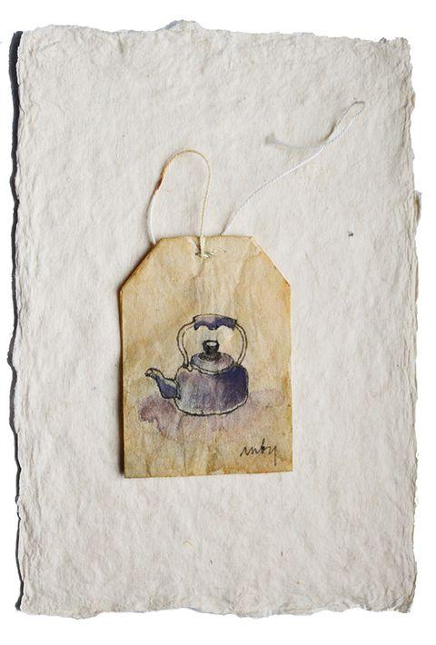 Tea Kettle #1: