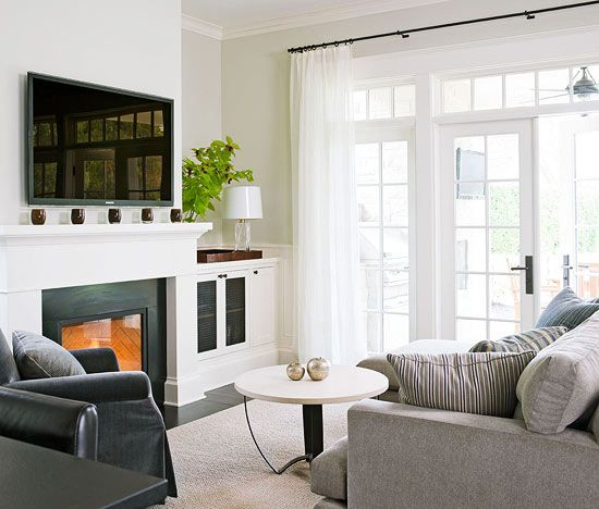 Morning Dew Benjamin Moore And Fireplaces On Pinterest