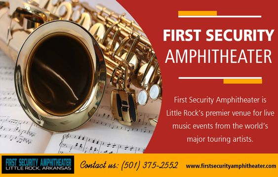 First Security Amphitheater Tickets