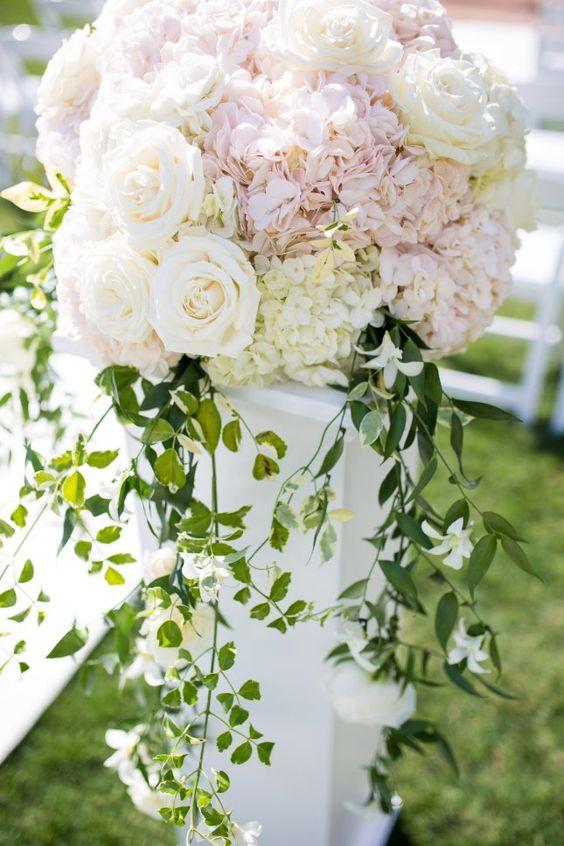 Loews Portofino Bay Hotel   Just Marry!   McKenzie Stewart Weddings   Lee James Floral Designs