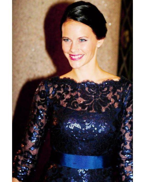 Princess Sofia of Sweden. Swipe for more pics.…