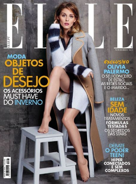 The Olivia Palermo Lookbook : Olivia Palermo Elle Magazine Portugal: