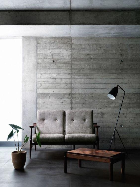 Concrete Vintage Alocasia Zebrina Interiorismo
