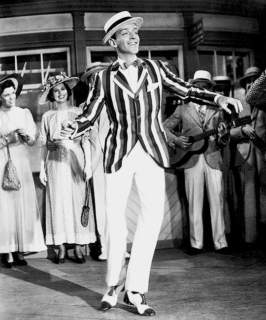 Fred Astaire in The Story of Vernon and Irene Castle (1939)