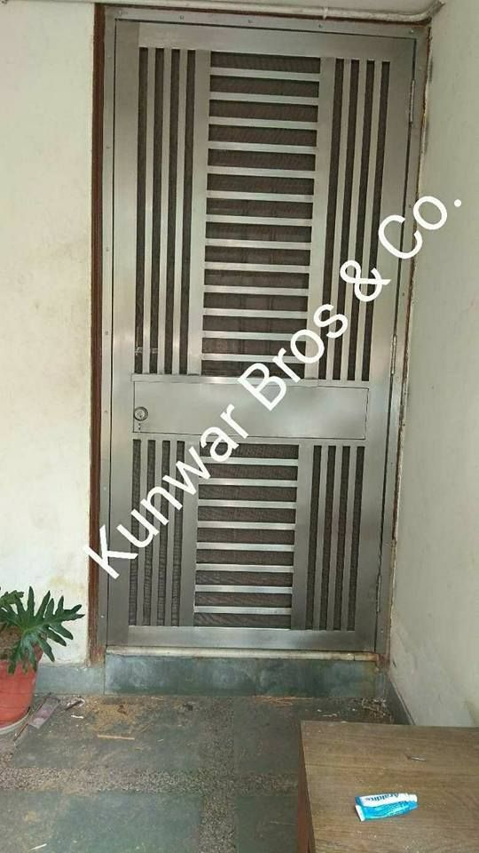 We are one of the best Stainless Steel Front Doors
