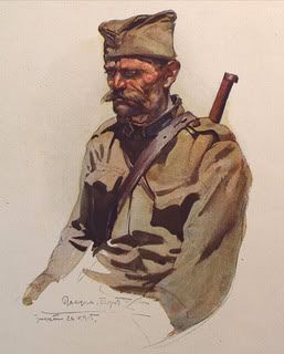 Vladimir Becić. Serbian veteran. 1915 | by Musketier Küppers