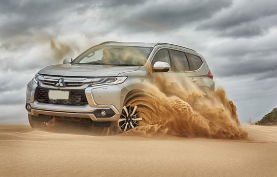The New Mitsubishi Pajero Sport 2016