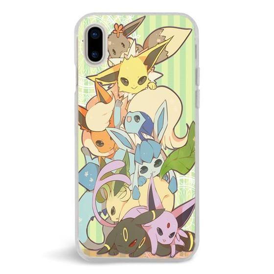 Disney Princess Pokemon Jasmine Umbreon iphone case