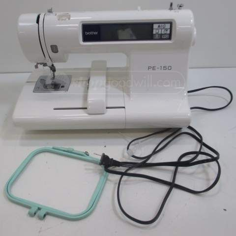 pe 150 personal embroidery machine