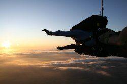 Skydiving...ahhh!