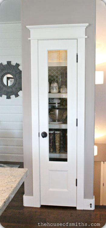 Add A Small Pantry For The Home Pinterest Small
