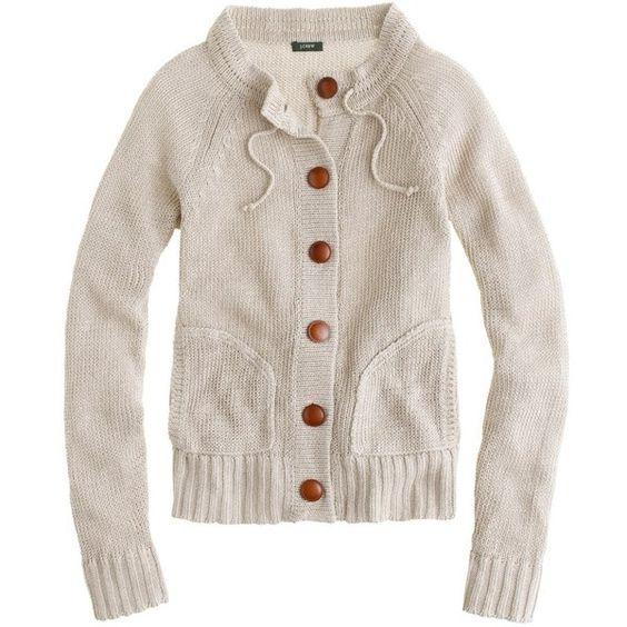 Linen beach cardigan ($90) found on Polyvore