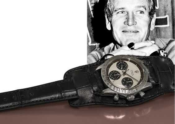 "Rolex Cosmograph Daytona Ref. 6239 ""Paul Newman"" owned by Paul Newman"