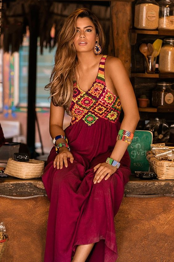 tie a maxi dress cover up