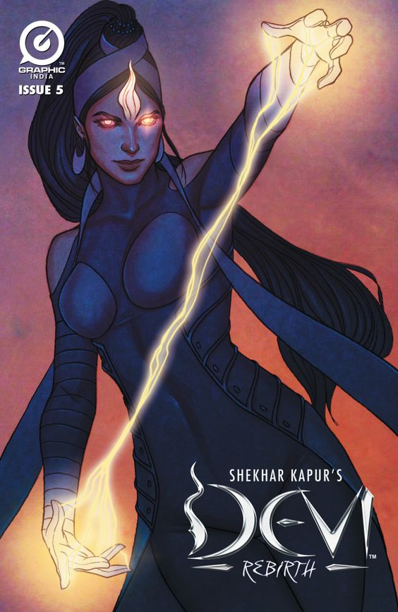Shekhar Kapur's Devi: Rebirth #5 (Issue)