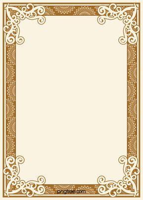 Certificates Poster Background In 2021 Certificate Border Retro Background Frame Border Design