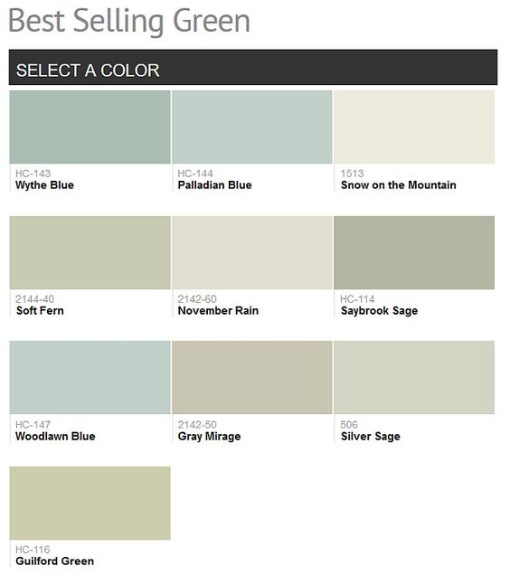 green benjamin moore paint colors best selling green benjamin moore