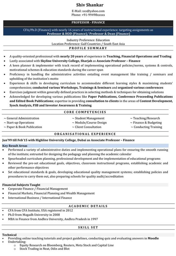 Sample Resume For Customer Service Representative In Bank \u2013 Customer