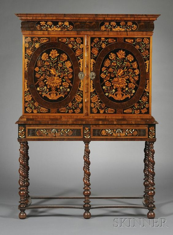 Auction Furniture And Cabinets On Pinterest
