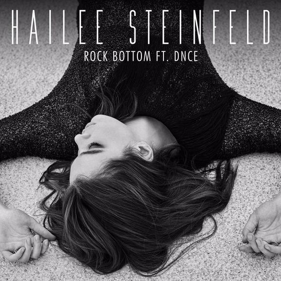 Hailee Steinfeld - Rock Bottom (studio acapella)