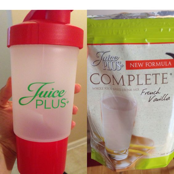 Do you want this awesome Juice Plus shaker? It allows you
