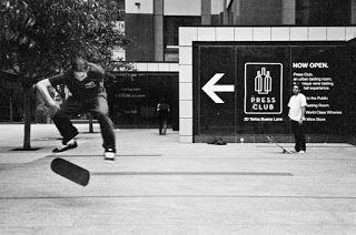ÁJAX - NOTÍCIAS: STREET SKATE EM SÃO PAULO
