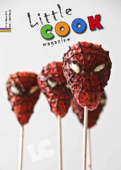 Strawberry Spiderman
